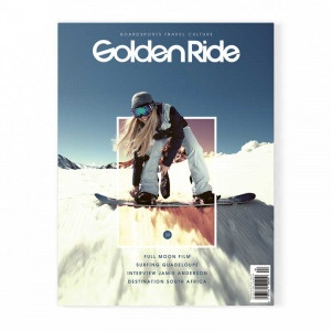 Golden Ride Cover 39