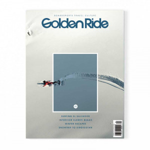 Golden Ride Cover 43