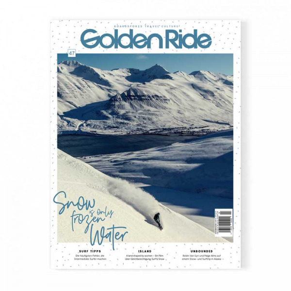 Golden Ride Cover 47