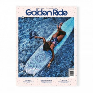 Golden Ride Cover 49