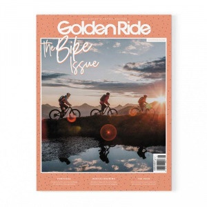 Golden Ride Cover 50