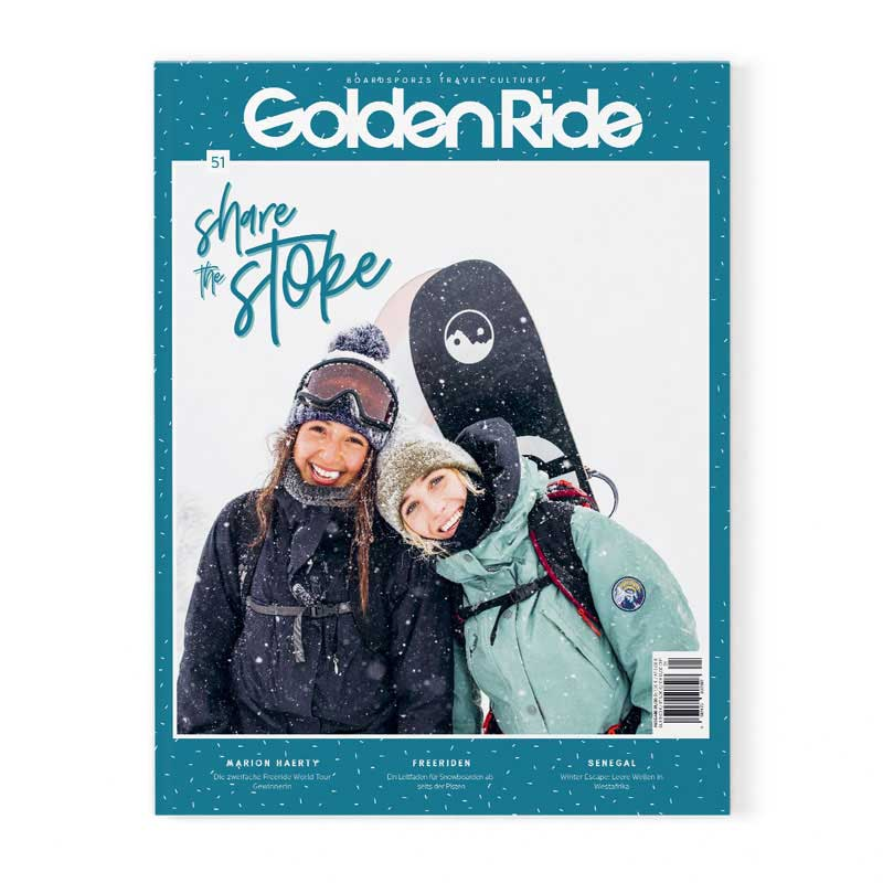 Golden Ride Cover 51