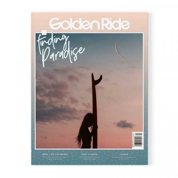Golden Ride Cover 52