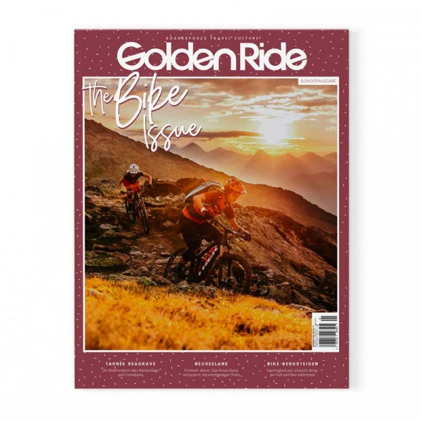 Golden Ride Cover 53