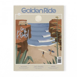 Golden Ride Cover 55