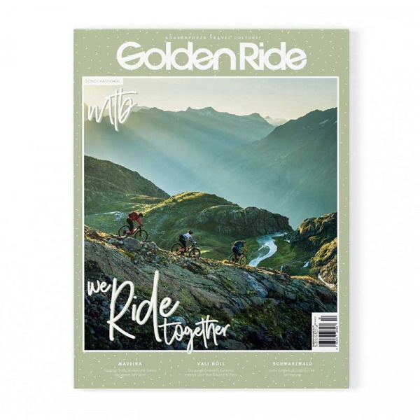Golden Ride Cover 56