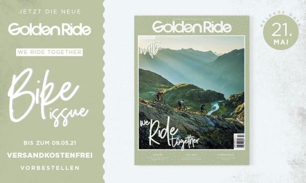 We ride together – die neue MTB Ausgabe jetzt vorbestellen