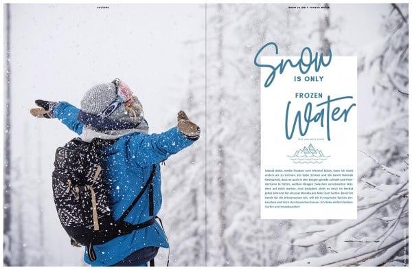 Seite aus Golden Ride Snow 18