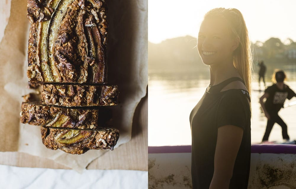 Catch of the Day: Banana Bread Rezept von Zoé Grospiron