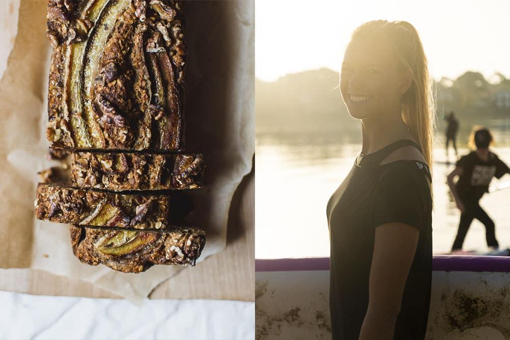 Zoe Grospirons Snacktipp Banana Bread