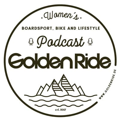 Golden Ride Podcast Cover