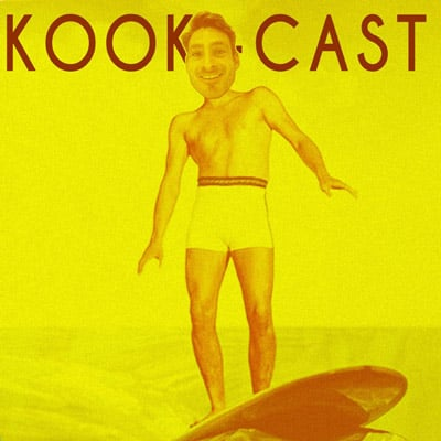 KookCast Podcast Cover