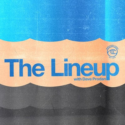 The LineUp Podcast Cover