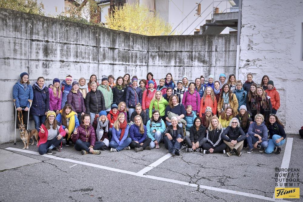European Womens Outdoor Summit