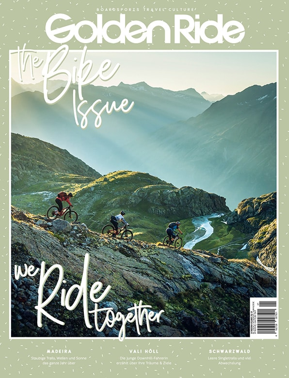 Golden Ride MTB Magazin