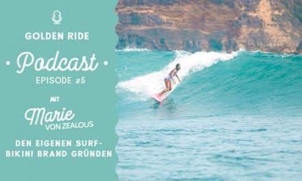 Podcast: Den eigenen Surf-Bikini Brand gründen