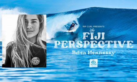Brisa Hennessy's neuer Surffilm: Fiji Perspective
