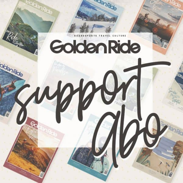Golden Ride Support Abo