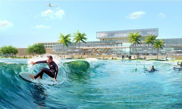 Surftown MUC: Surfpark bringt laufende Welle nach München