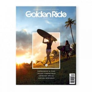 Golden Ride Cover 42