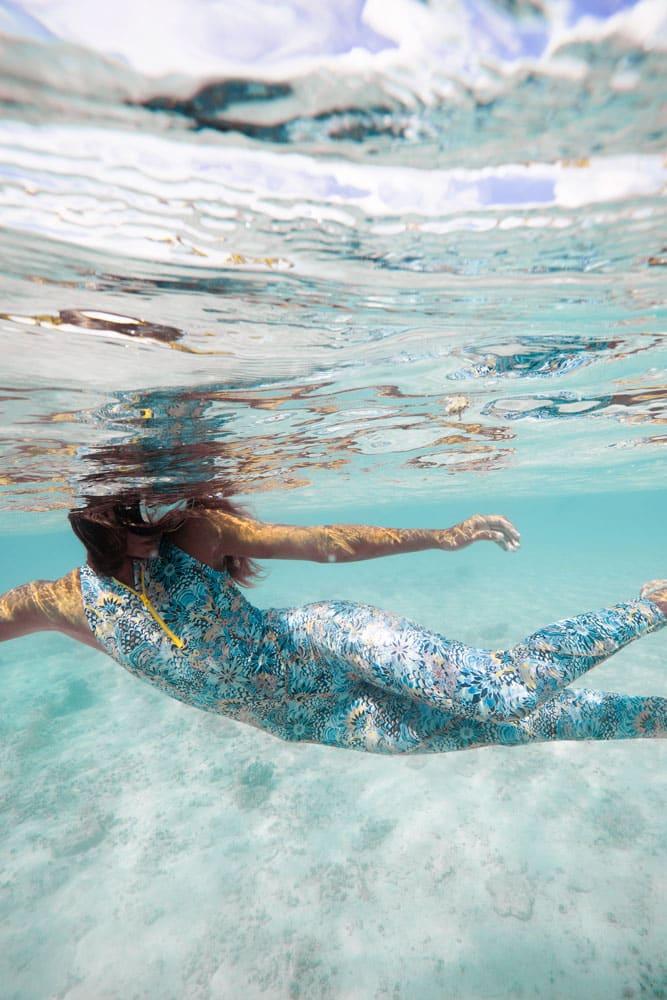 Roxy x Liberty Kollektion: Swimsuit