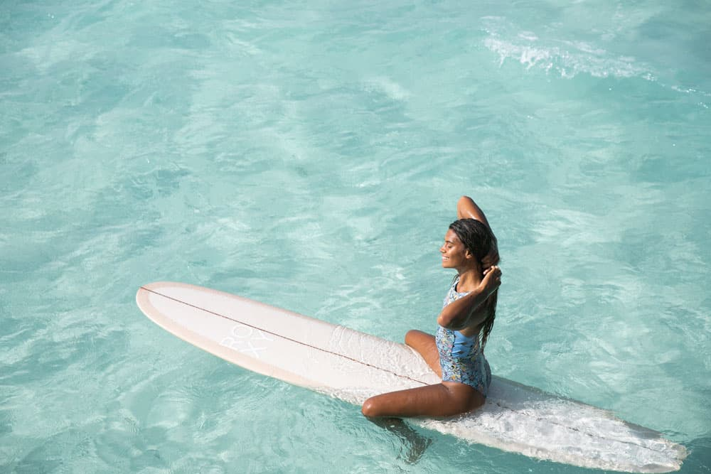 Roxy x Liberty Kollektion: Badeanzug
