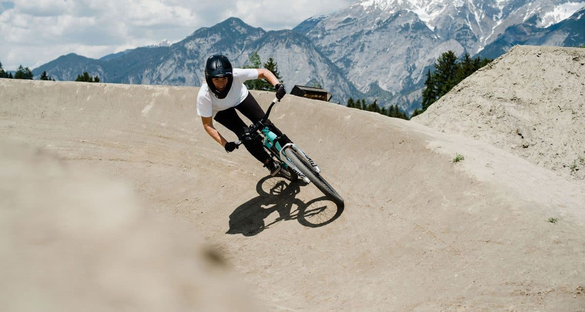 Kathi Kuypers über Frauen beim Crankworx Innsbruck und Senderella