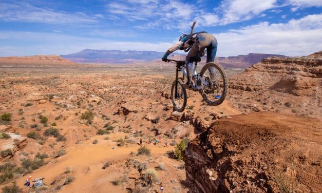 Red Bull Formation 2021: MTB-Frauen-Power in der Wüste