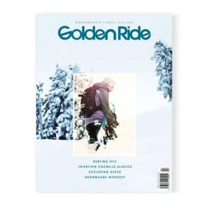 Golden Ride Cover 31
