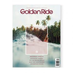 Golden Ride Cover 37