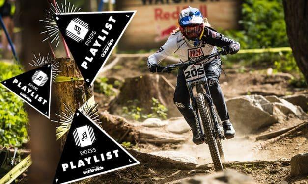 Rider's Playlist Vali Höll