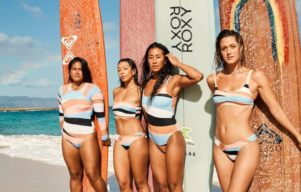 Neue Roxy Herbst Kollektion: On The Beach