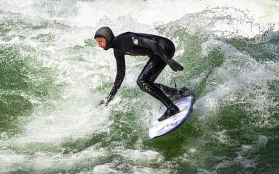 Nachhaltiges Surfwachs – Interview mit Steffi von Wax Z'am