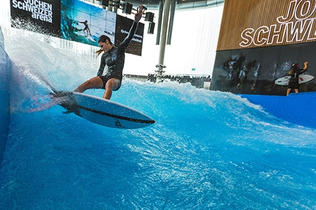 Surfen Jochen Schweizer
