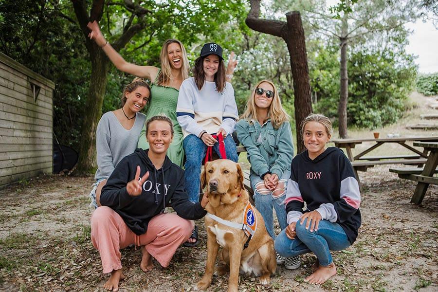 Roxy Make Waves Camp Seignosse