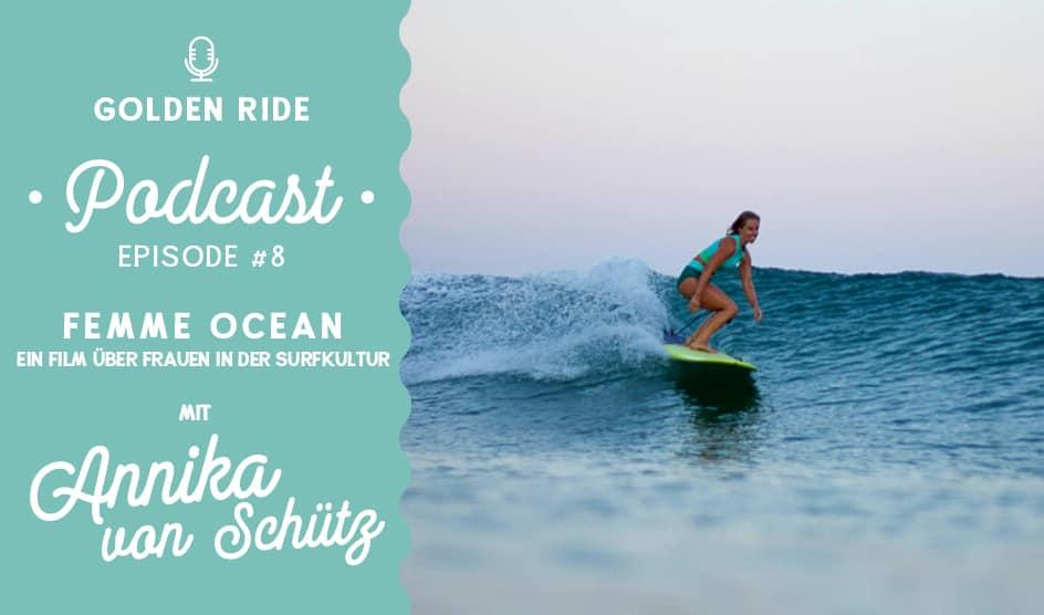 Podcast: Femme Ocean – Frauen in der Surfkultur