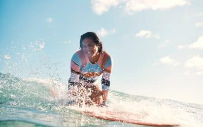 Megan Godinez: Surfing is for everyone