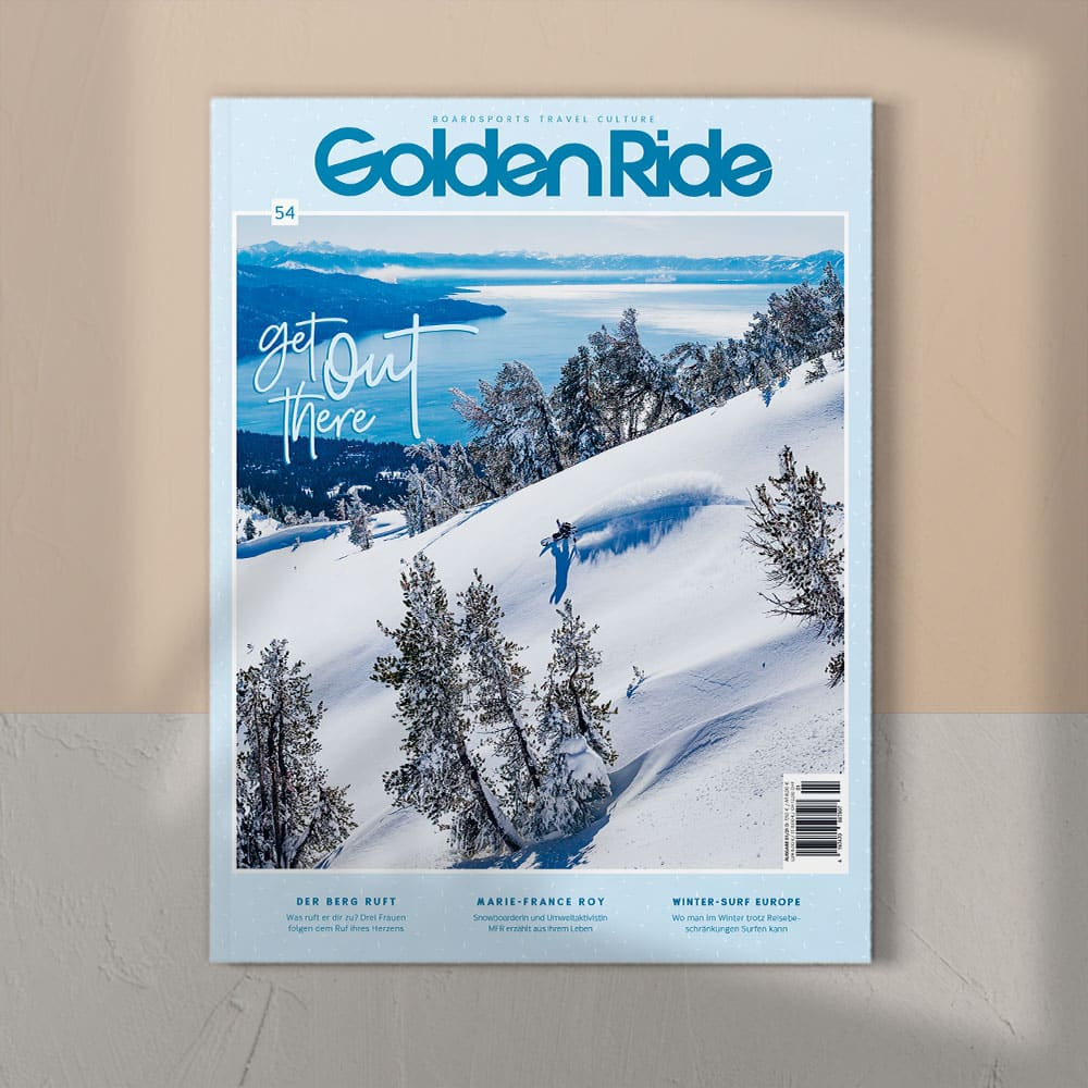 Golden Ride Get out there