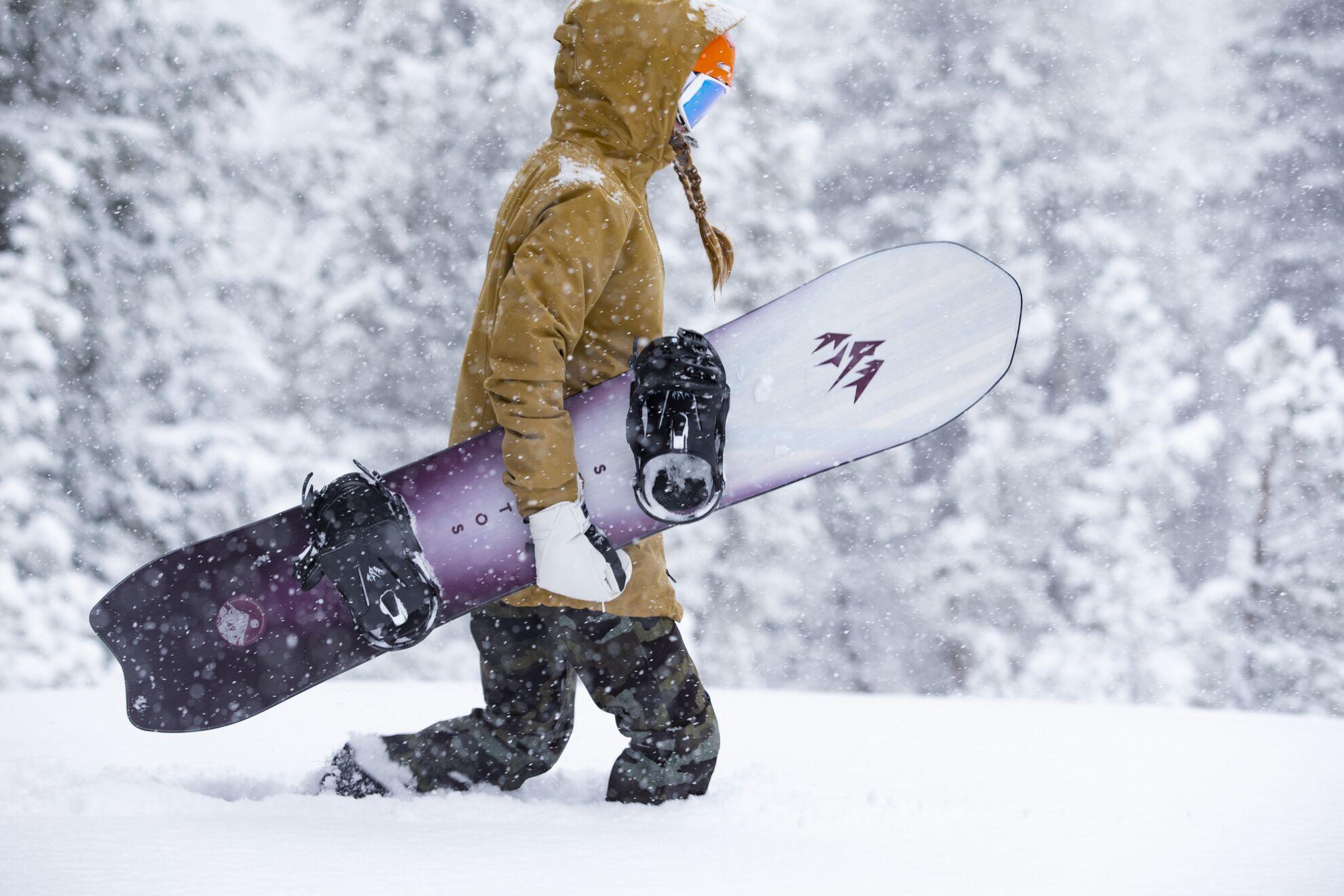 Jones Snowboards – Women's Stratos